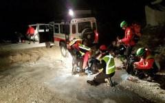 Stazzema (Lucca): escursioniste bloccate dal ghiaccio al Passo Sella, sulle Apuane. Salvate dal soccorso alpino