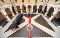 Corpo Forestale dello Stato: l'ultimo ammainabandiera nella Scuola di Città Ducale