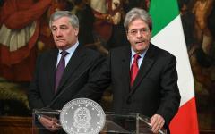 Politica: Gentiloni riceve Tajani, Presidente dell'europarlamento. Condanna dell'attentato di Quebec