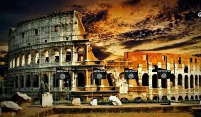 L'Isis minaccia l'Italia: Colosseo a rischio Attentato?