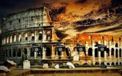 Terrorismo: nuove minacce dell'Isis, conquisteremo Roma