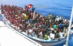 Migranti: altri morti nel canale di Sicilia, i soccorsi della Guardia Costiera e della marina militare