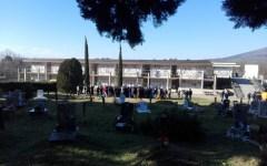 Rogo Sesto fiorentino: a Trespiano i funerali di Alì Muse, morto nell'incendio del capannone
