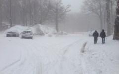 Meteo, Toscana: nevicate in Garfagnana e Lunigiana, oggi 11 e domani 12 gennaio