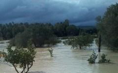 Maltempo, Sicilia: un morto annegato a Palermo, travolto dall'esondazione di un torrente