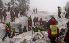 Rigopiano: i 4 bimbi salvati dimessi dall'Ospedale. Tornano a casa