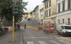 Firenze: chiuso tratto di via Corridoni (da stasera 20 gennaio) per ripristino wi-fi. I lavori dureranno una settimana