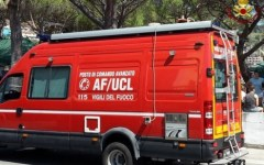 Fivizzano (Ms): uomo disperso ritrovato privo di vita dai vigili del fuoco