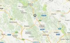 Terremoto: altra scossa del 2.4, epicentro Pieve Santo Stefano, nessun danno