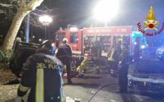 Bientina (Pi): ventenne muore nello scontro della sua auto con un camion