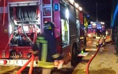 Prato: gravissime in ospedale due anziane sorelle coinvolte nell'incendio dell'appartamento