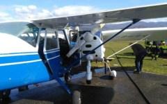 Arezzo: incidente fra piccoli aerei in decollo a Sansepolcro. Ferito un pilota