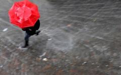 Maltempo Toscana: codice giallo per piogge diffuse fino a domani mattina 25 febbraio