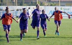 Fiorentina Women's campione d'Italia. Primo scudetto viola al femminile. Della Valle esulta