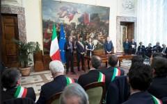 Riqualificazione delle periferie: 24 sindaci (anche Nardella) firmano un progetto comune con Gentiloni