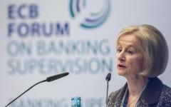 Bce: la Presidente della vigilanza, Monte paschi ha il problema dei crediti deteriorati. Giudizio sospeso per le banche venete