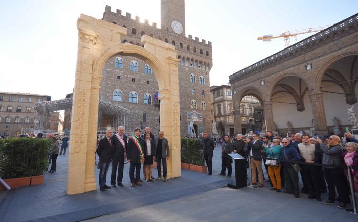 G7 cultura Firenze, drone per sicurezza