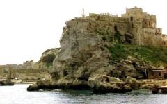 Pianosa: due reti in area protetta sequestrate dalla guardia costiera