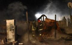 Rignano (FG): durante l'incendio al Gran Ghetto alcuni ridono (video). Indagini della Questura