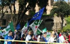 Trattati di Roma: cortei di protesta in tutta la città. 5.000 agenti schierati, ma nessun incidente