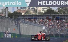 Melbourne: trionfo della Ferrari di Sebastian vettel nel primo gran premio della stagione