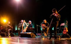 Firenze: «Irlanda in festa» all'Auditorium FLOG con Modena City Ramblers, Whisky Trail e The Logues