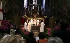 Basilica di San Lorenzo: iniziate le celebrazioni della settimana santa