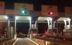 Firenze A1: chiuso nelle notti del 18 e 20 aprile un ramo di svincolo dell'uscita Firenze Ovest