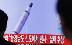Corea del Nord: fallito lancio del missile. Trump non commenta