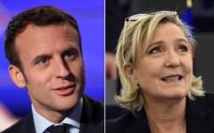 Francia: testa a testa Macron - Le Pen, ambedue col 23%. Il ballottaggio il 7 maggio