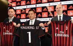 Milan: la nuova società (cinese) si presenta. Dobbiamo tornare competitivi nel mondo