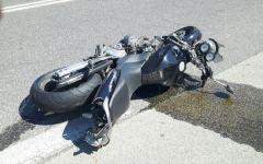 Arezzo: centauro 45enne muore cadendo dalla moto. Ha perso il controllo del mezzo