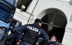 Firenze: Ex Hotel occupato via Bardazzi. Sgombero da parte della polizia