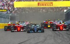 Sochi, automobilismo: prima la Mercedes di Bottas, Ferrari seconda e terza