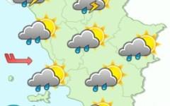 Meteo Toscana: da domani maltempo ovunque fino a venerdì 28 aprile