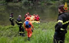 Pontassieve: donna dispersa ritrovata annegata in Arno dai vigili del fuoco