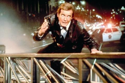 È morto Roger Moor, il più longevo 007