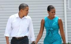Siena: Barack e Michelle Obama mangiano pici e bevono Brunello. Lui gioca sempre a golf