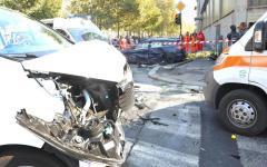Cerreto Guidi (Fi): anziana muore in uno scontro fra auto e minicar