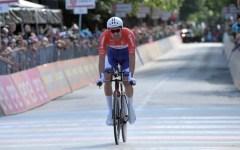 Giro d'Italia: a Montefalco tappa e maglia rosa all'olandese Tom Dumoulin