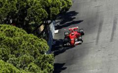 Montecarlo: Ferrari, fantastica doppietta al G.P di Monaco. Primo Vettel, secondo Raikkonen