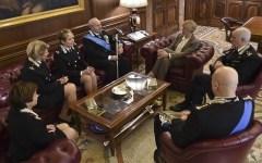 Sicurezza: l'Arma ha tre generali donne, comandano i Carabinieri Forestali