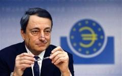 Economia: Draghi rassicura, la crisi dell'Eurozona è alle spalle, la ripresa è solida