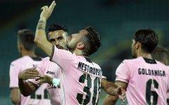 Calcio: Empoli torna in serie B, sconfitto a Palermo (2-1) gol di Nestorowski, Henrique e Krunic