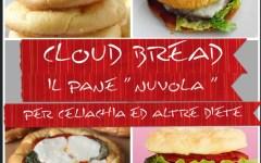 Pane nuvola, particolarmente indicato in alcune diete, leggerissimo come una nuvola