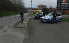 Firenze: Polizia stradale, bilancio positivo dell'attività dal 1 gennaio 2017
