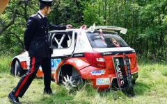 Torino: Rally, muore un bambino di 6 anni travolto da un'auto uscita fuori strada. Polemiche per la sicurezza