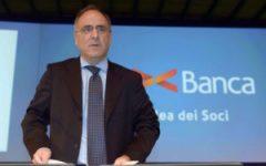 Arezzo: Nuova banca Etruria diventa Banca Tirrenica. dopo l'acquisizione da parte di Ubi banca