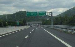Arezzo, A1: stazione autostradale chiusa per quattro notti consecutive, a partire dal 5 giugno