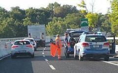 Autopalio: si rompono i freni del pullman, turisti spagnoli soccorsi dalla polizia stradale